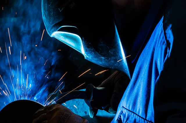 Safety At Work - Welding Fume Extraction
