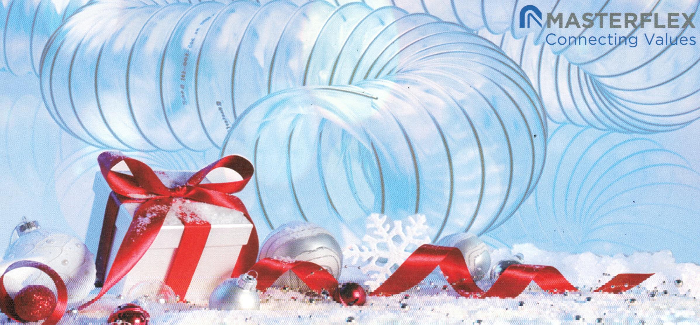 Christmas Opening Hours Masterflex