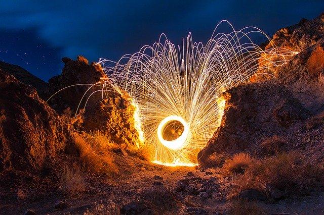 New Year Hose Shape Firework - Masterflex